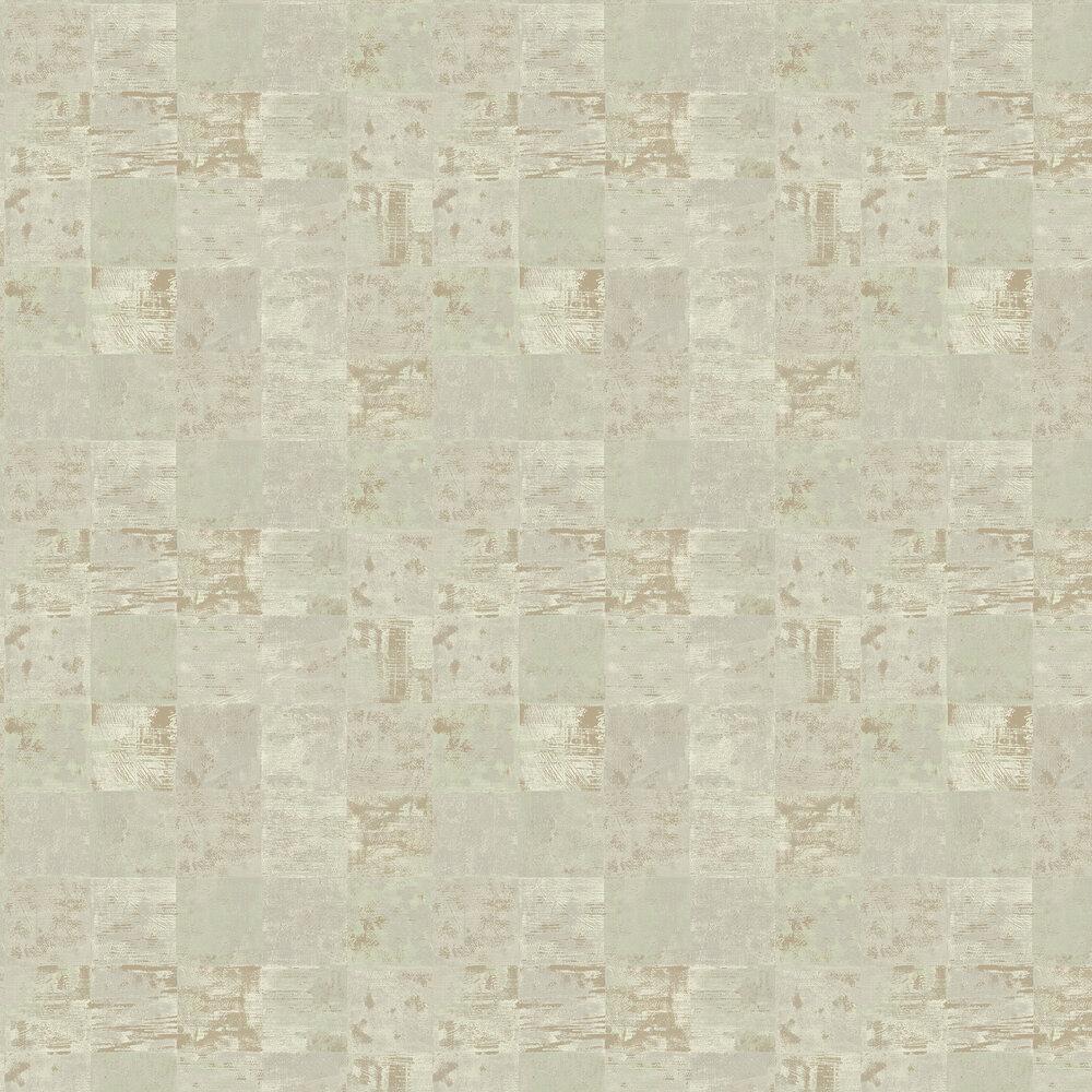 The Paper Partnership Ditchling Aqua Wallpaper - Product code: EO00225