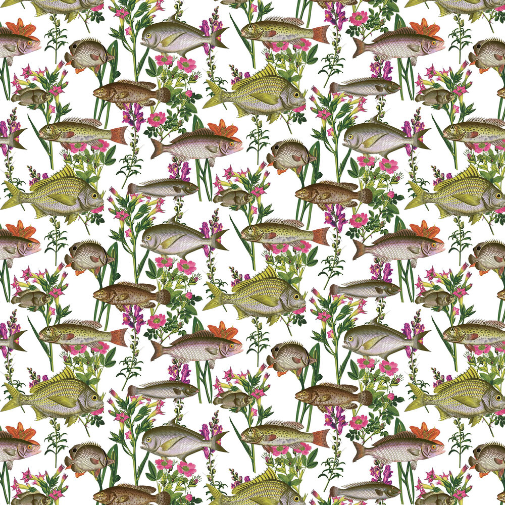 Albany Lagoon Multi Wallpaper - Product code: 12170