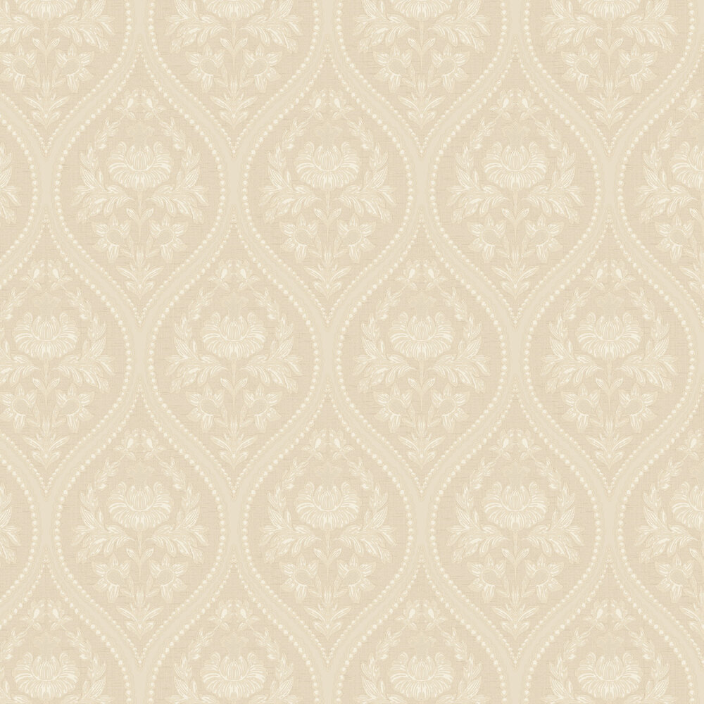 Albany Pienza Beige Wallpaper - Product code: 35484