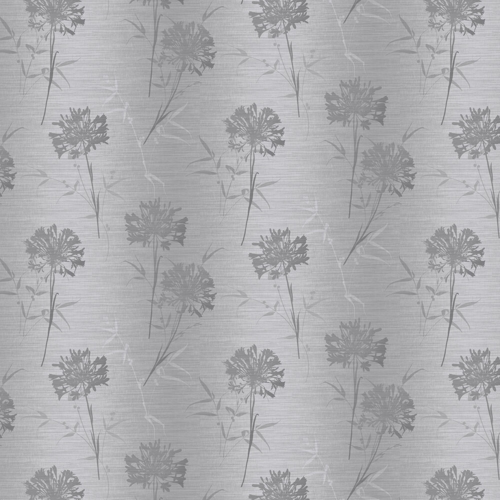 Arthouse Kimora Silver Wallpaper - Product code: 293001