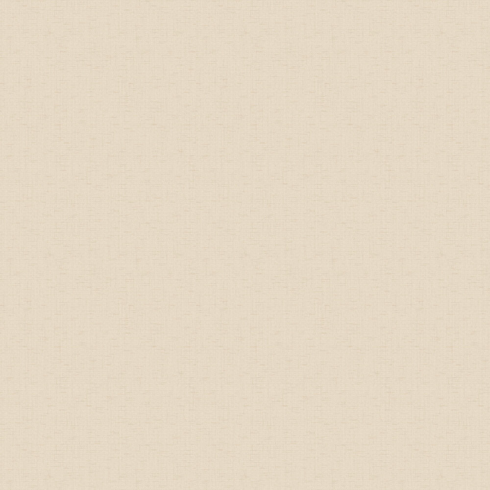 Marcia Plain Wallpaper - Beige - by Albany