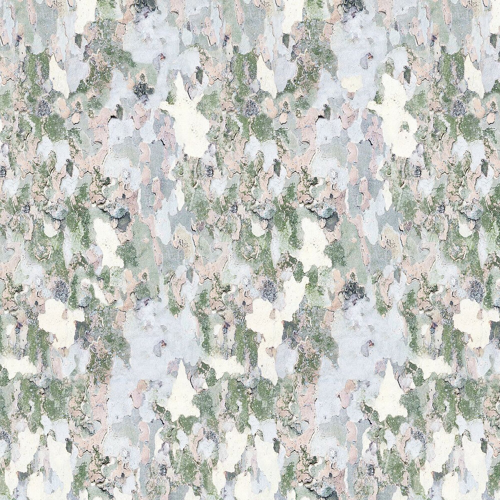 Camouflage Wallpaper - Multi - by Ella Doran