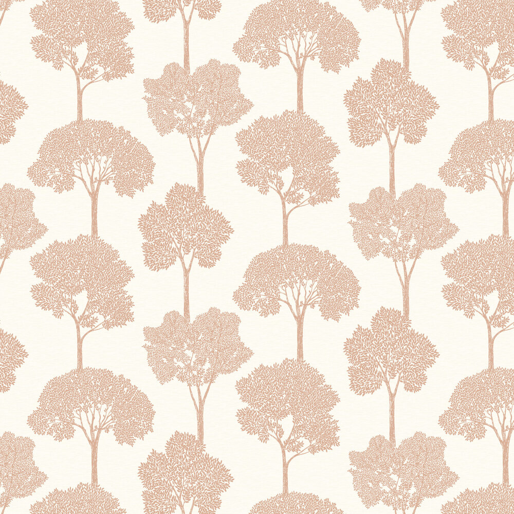 Albany Ambleside Rose Gold Wallpaper - Product code: 65314