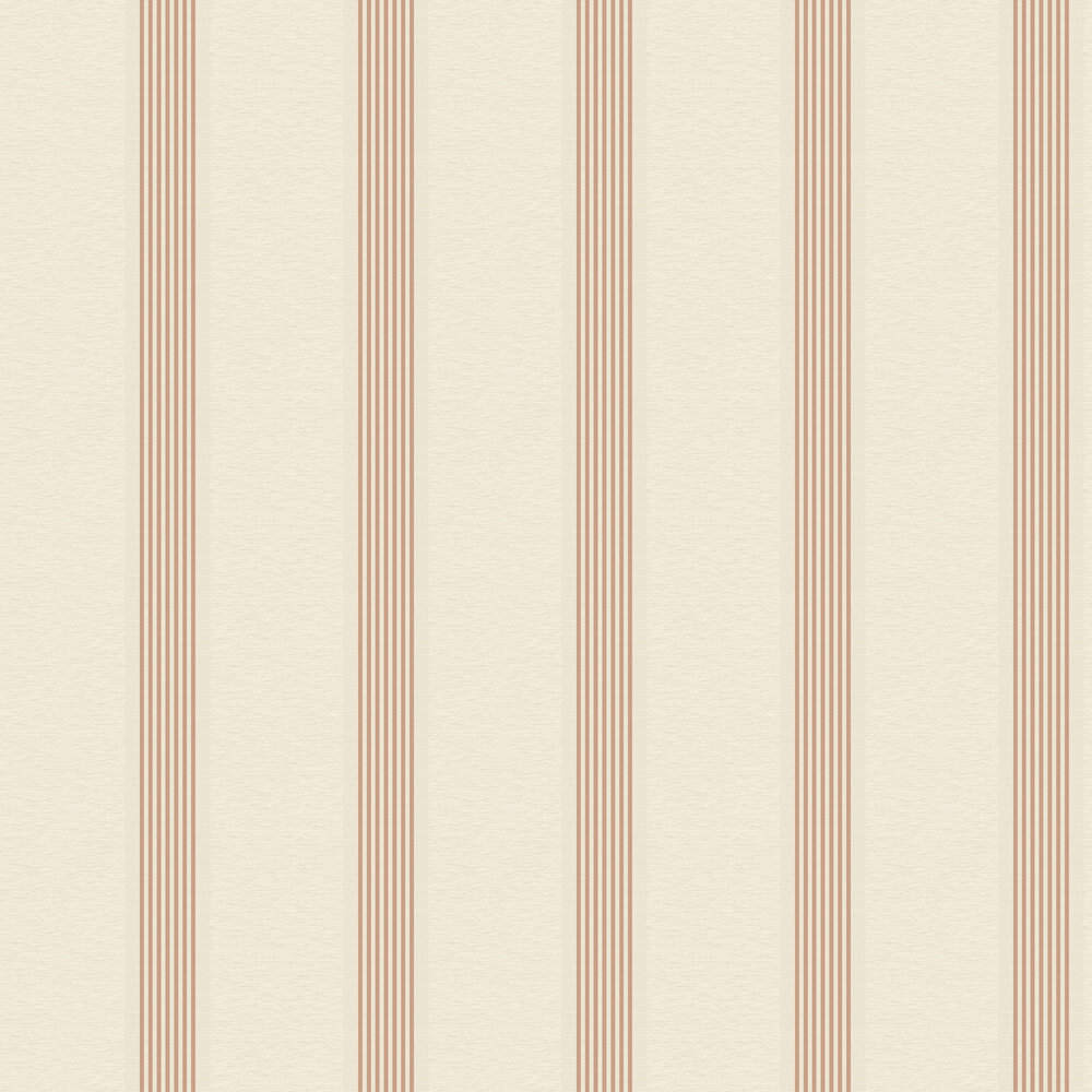 Albany Ambleside Stripe Rose Gold Wallpaper - Product code: 65336