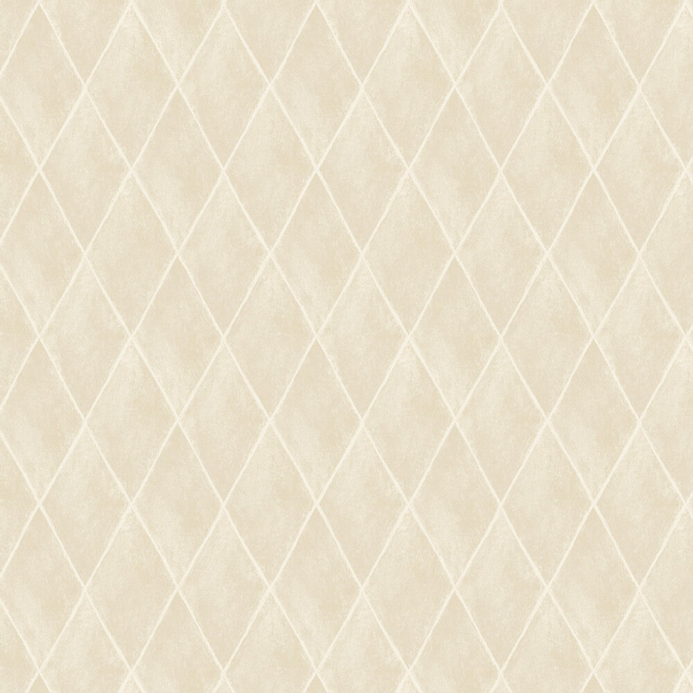 Etna Wallpaper - Cream - by Albany