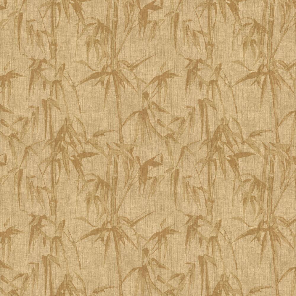 Crivelli Wallpaper - Honey - by Carlucci di Chivasso