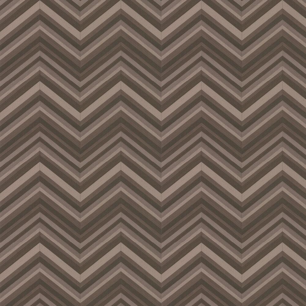 Chinotto Wallpaper - Dark Brown - by Carlucci di Chivasso