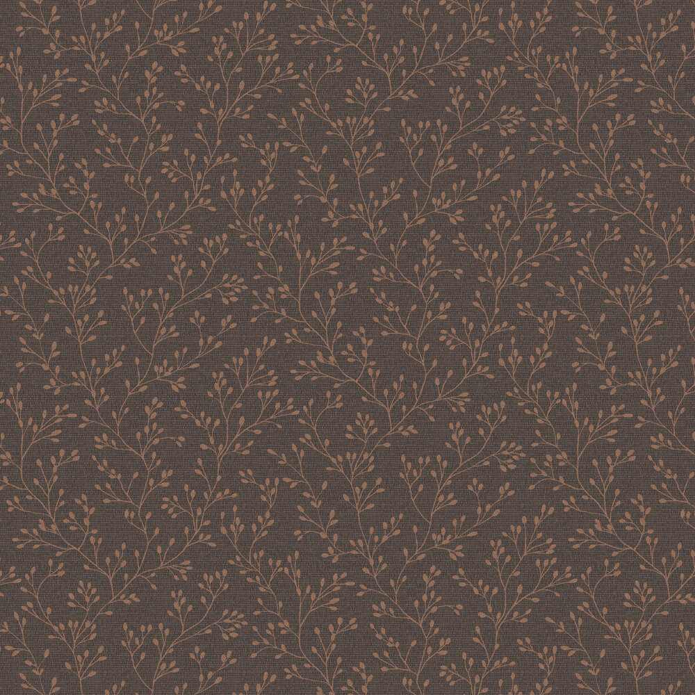 Shimmer Trail Wallpaper - Black - by Albany