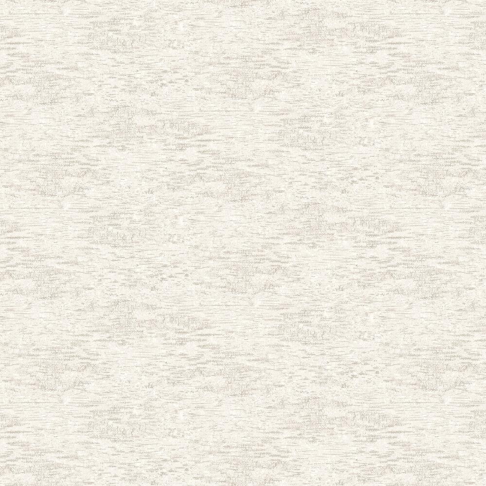 Elizabeth Ockford Ashdown White Wallpaper - Product code: EO00238