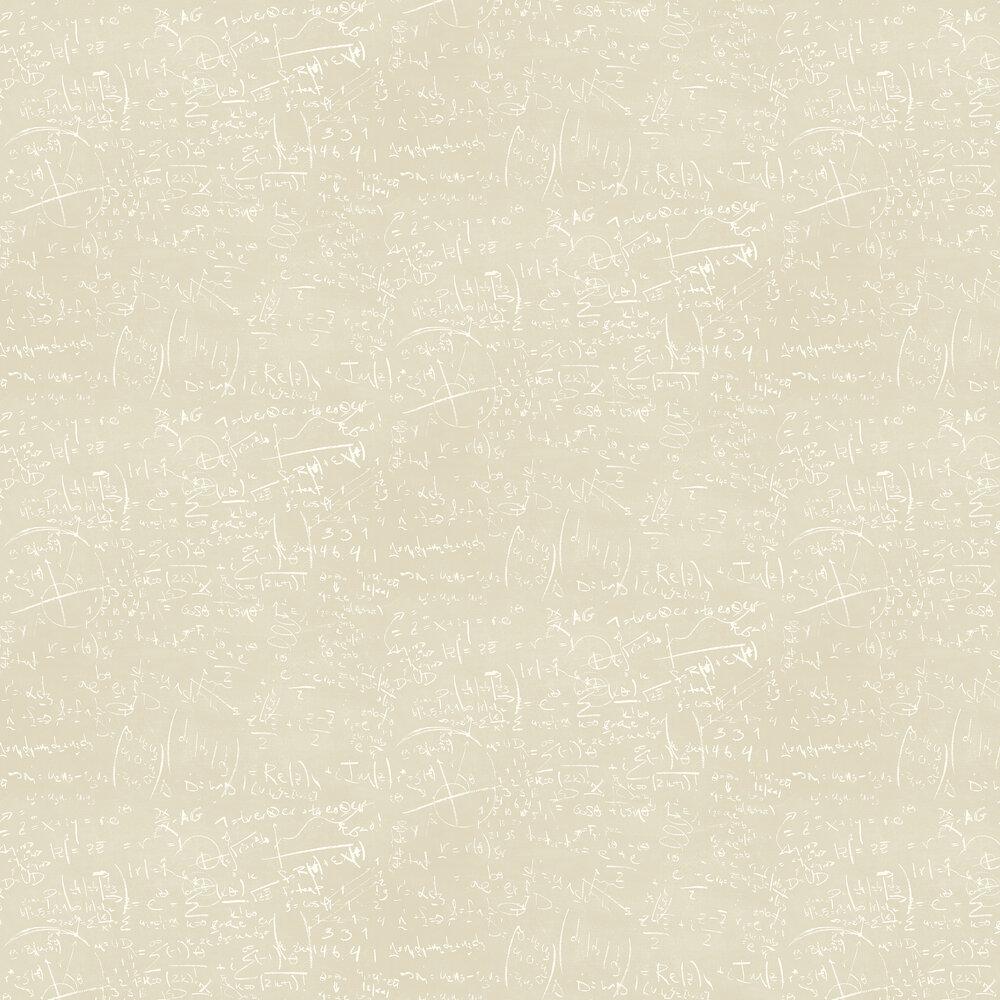 Elizabeth Ockford Chalkboard Beige Grey Wallpaper - Product code: WP0090402