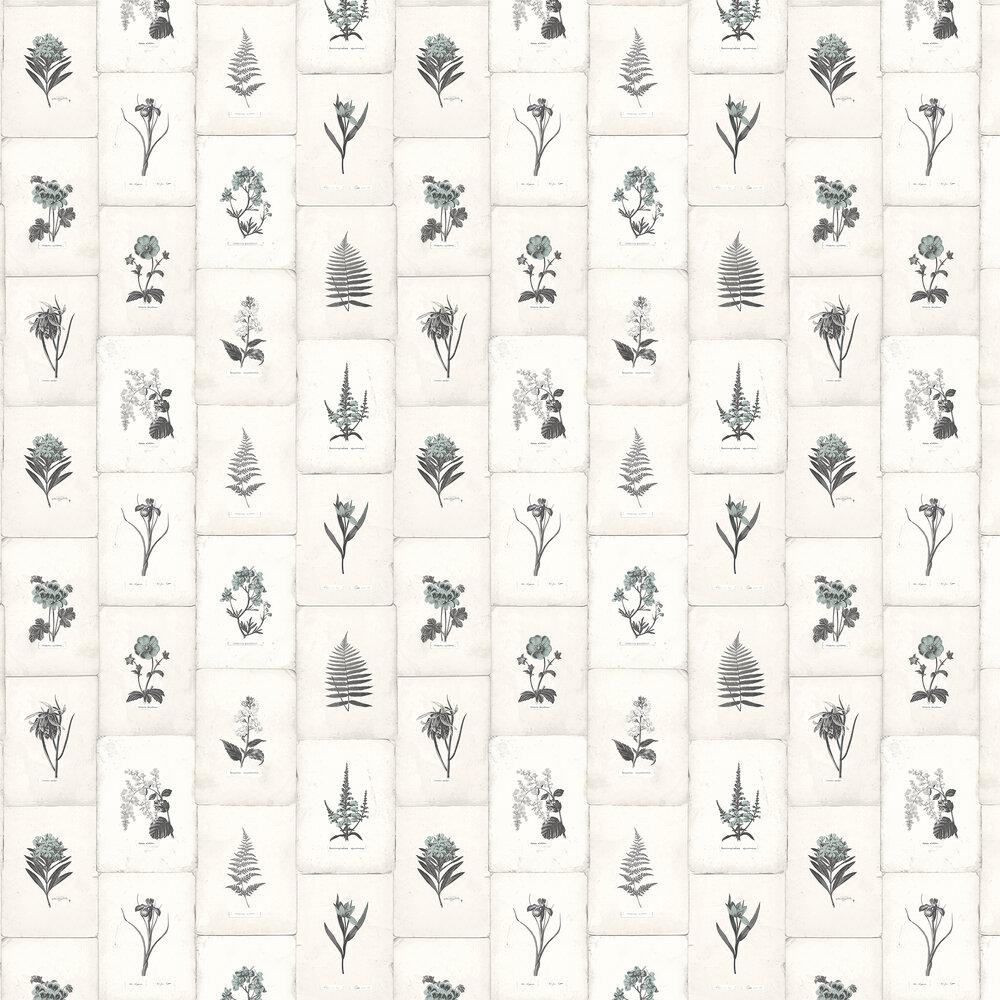 Elizabeth Ockford Maund Charcoal Wallpaper - Product code: WP0090904