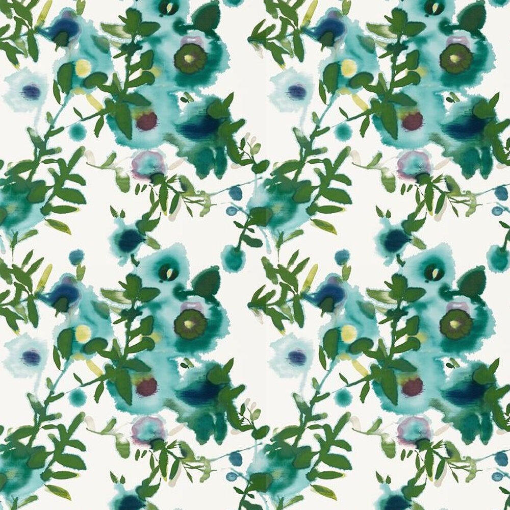Thibaut Open Spaces Turquoise Wallpaper - Product code: T13084