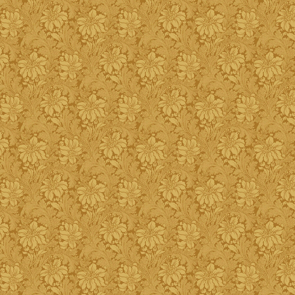 Engblad & Co Acanthus Yellow Wallpaper - Product code: 5354