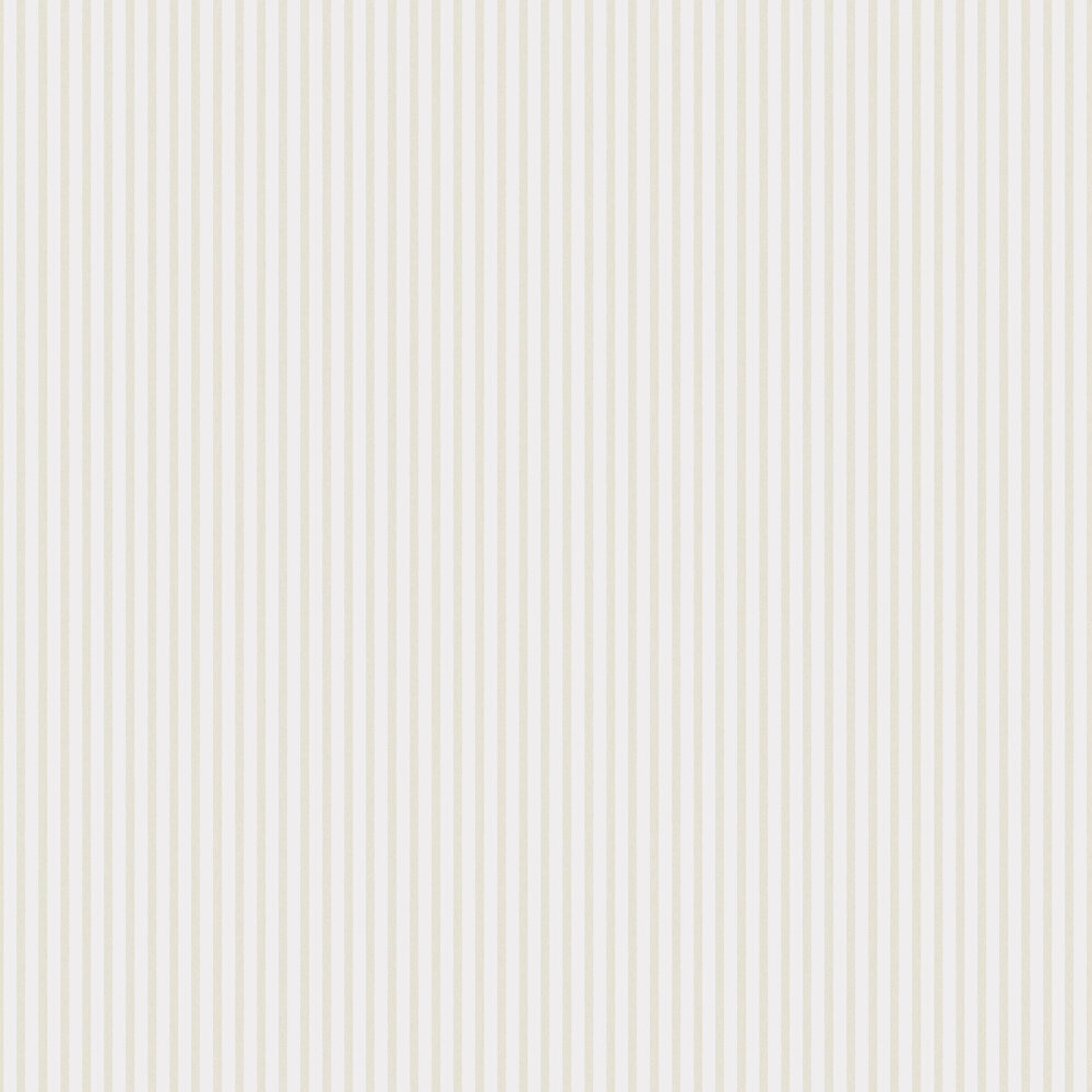 Salongsrand Wallpaper - White - by Engblad & Co