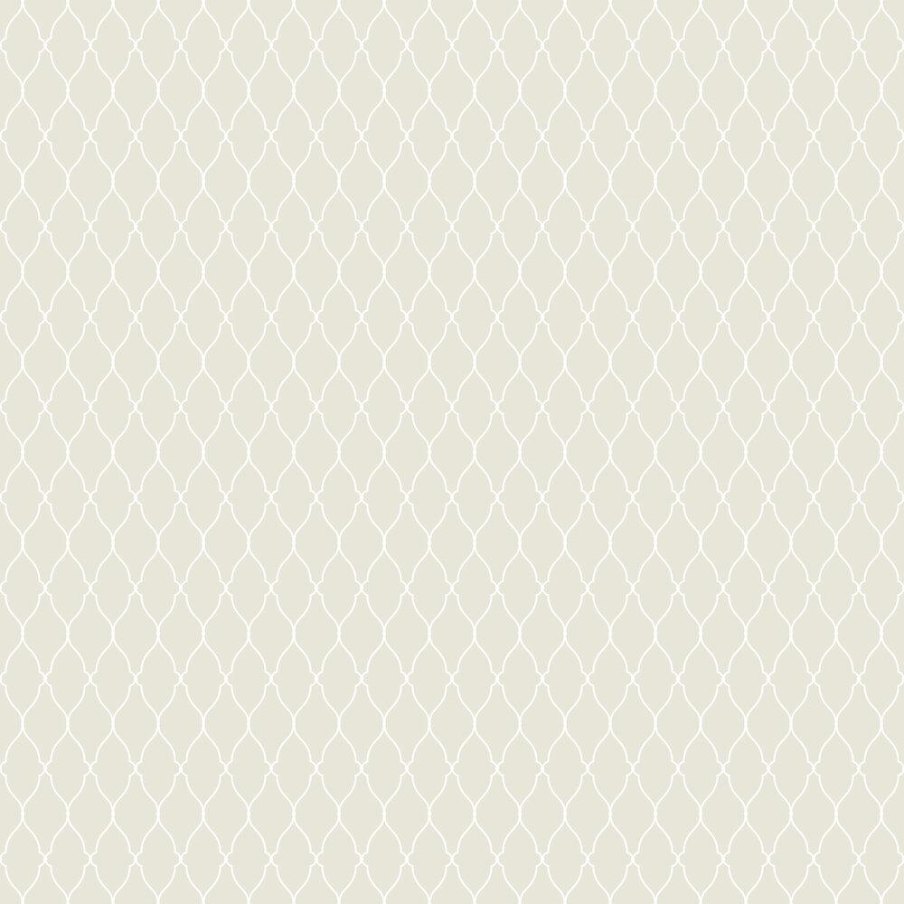 Hedera Wallpaper - Beige - by Coordonne