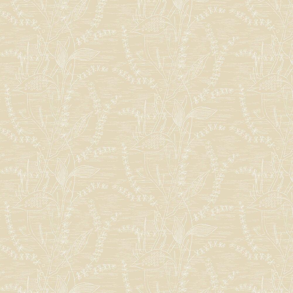 Engblad & Co Alger Beige Wallpaper - Product code: 5369