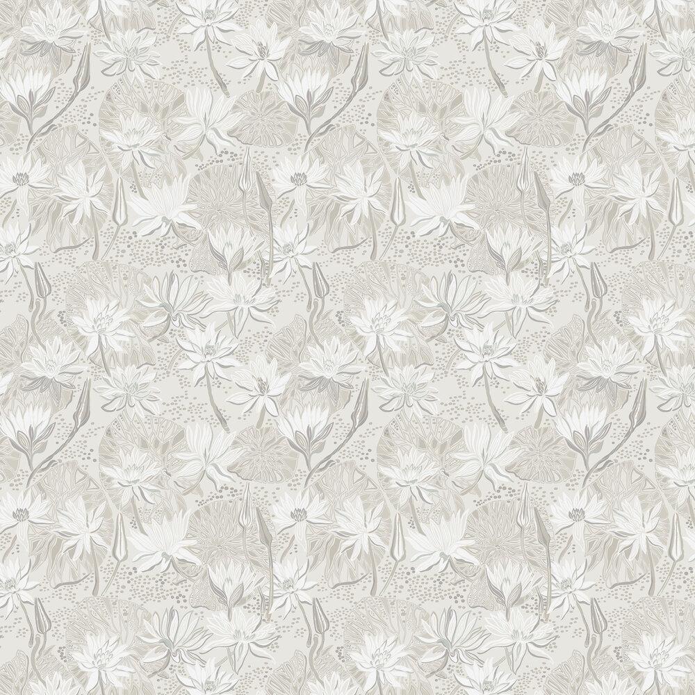 Engblad & Co Nackros Grey Wallpaper - Product code: 5374