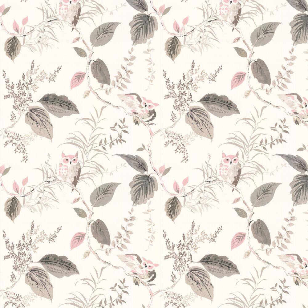 Kate Spade Owlish Blush Wallpaper - Product code: W3331.11.0
