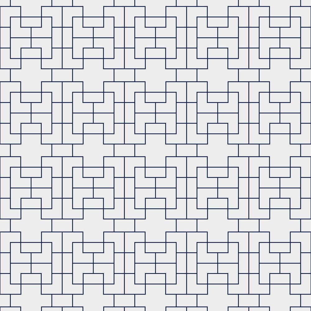 Marco Wallpaper - Grey - by Coordonne