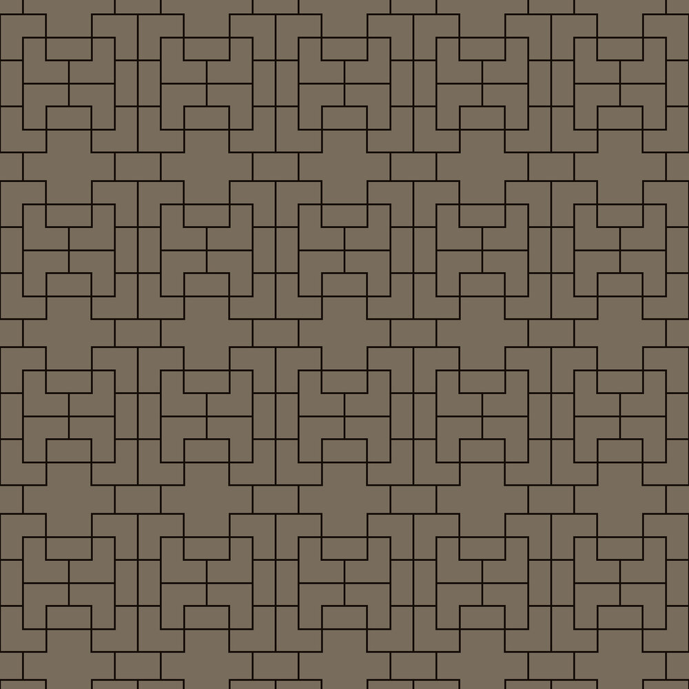 Marco Wallpaper - Brown - by Coordonne