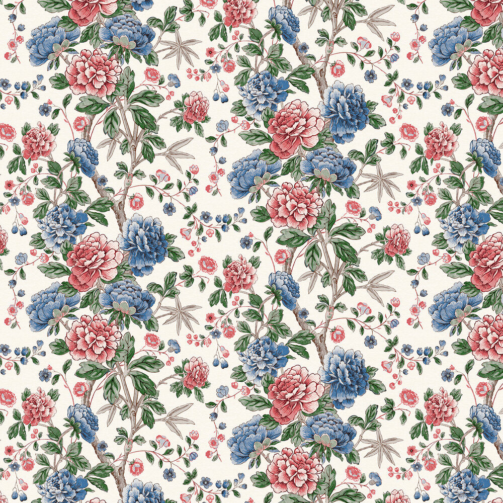 Valentina Wallpaper - Spring - by Coordonne