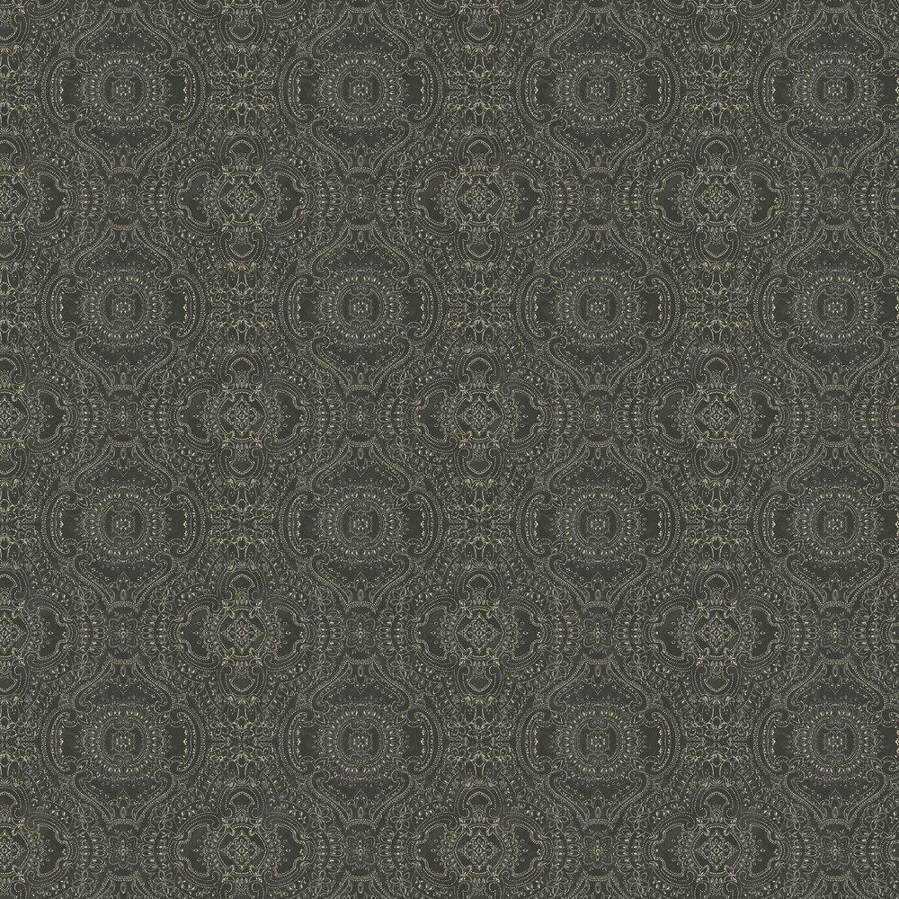 Linwood Labyrinth Black Diamond Wallpaper - Product code: LW065/007