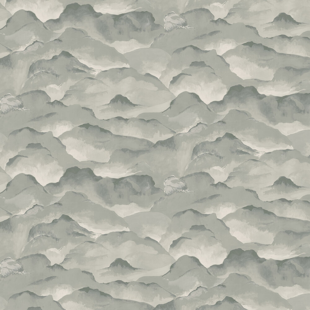 Linwood Rumi Smoky Wallpaper - Product code: LW066/001
