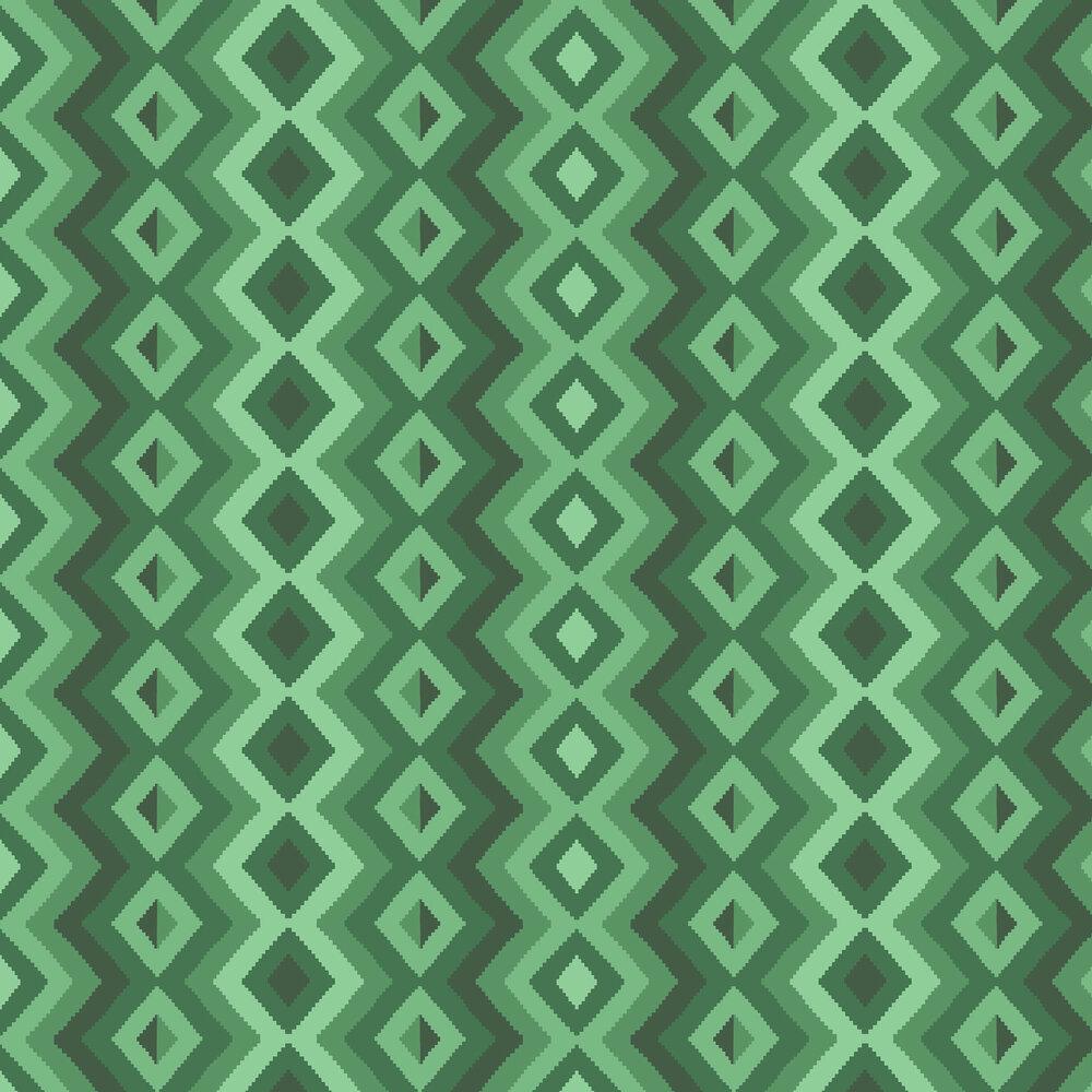 Linwood Amala Emerald Wallpaper - Product code: LW068/007