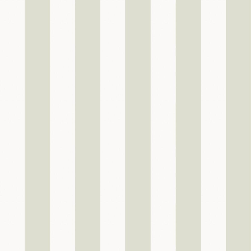 Magnus Wallpaper - Light Green - by Sandberg