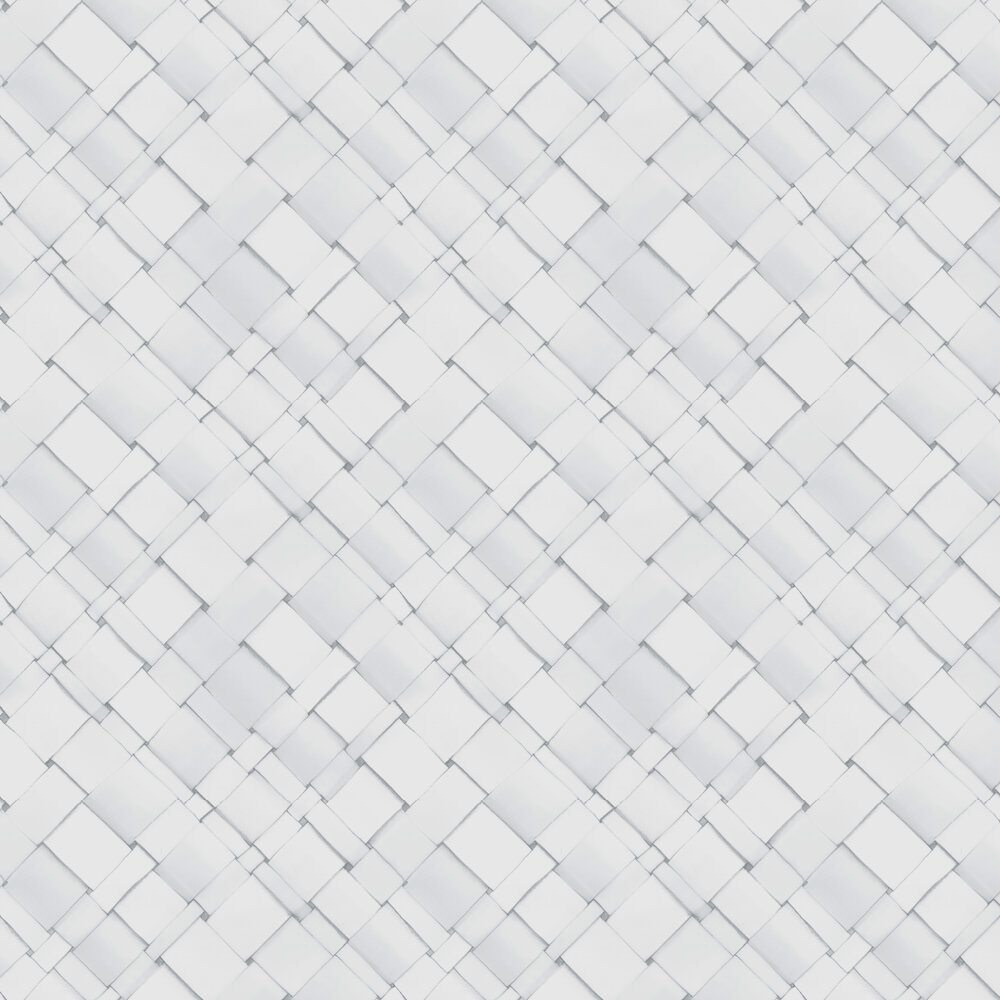 Engblad & Co Tilted Weave Warm White Wallpaper - Product code: 4052