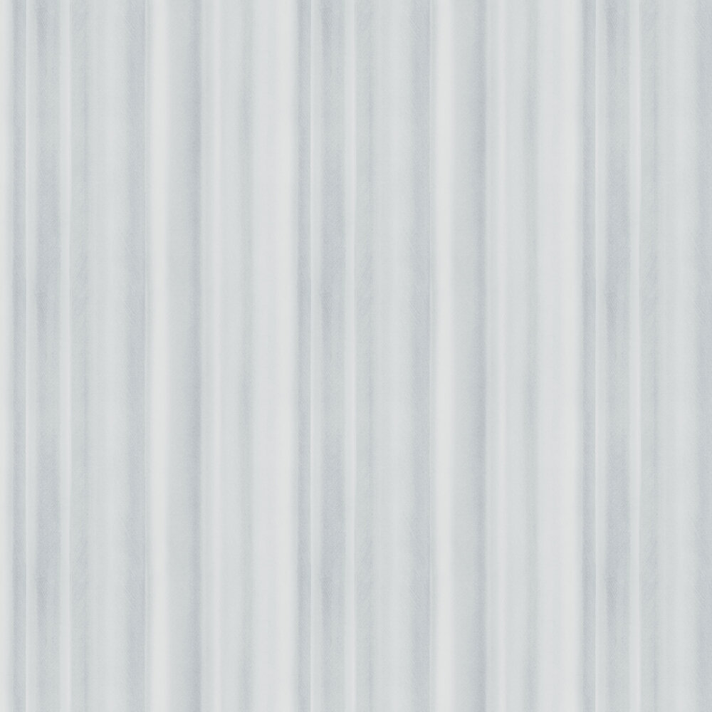 Engblad & Co Drapery Soft Grey White Wallpaper - Product code: 4055