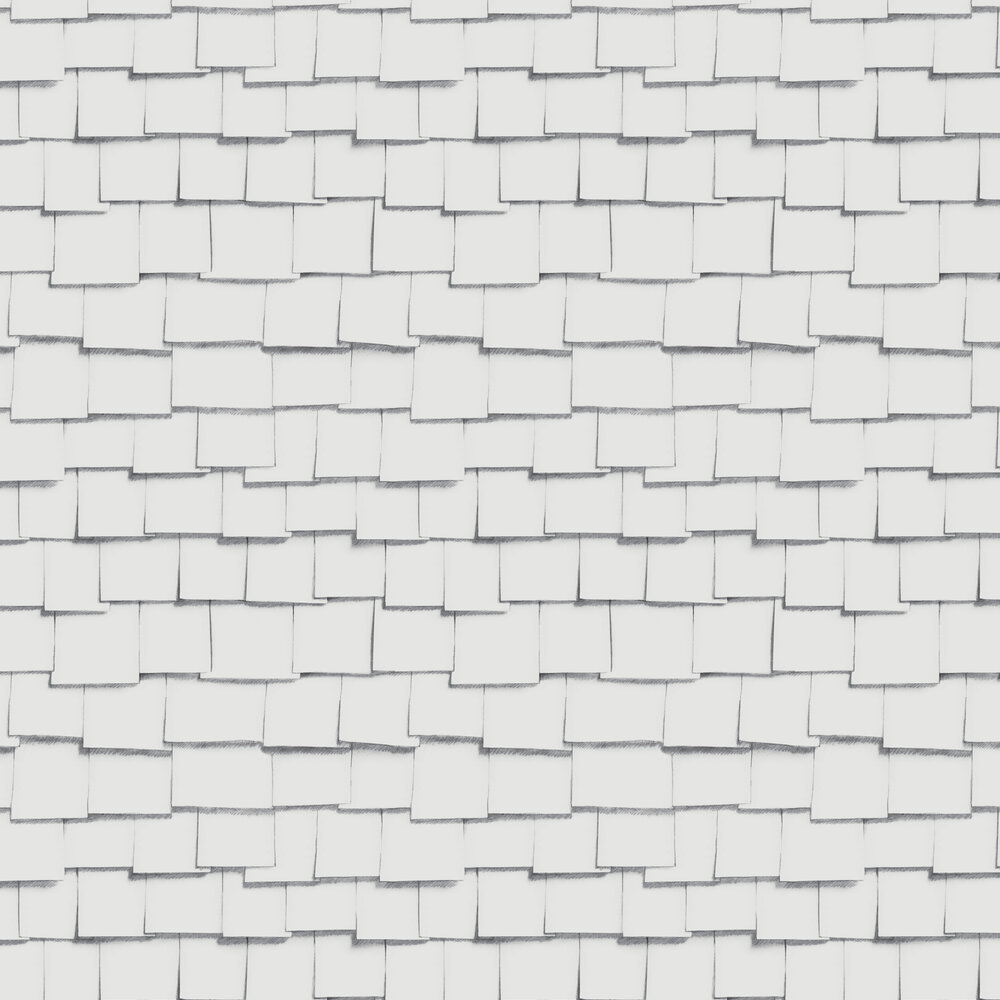 Engblad & Co Squares White Wallpaper - Product code: 4061