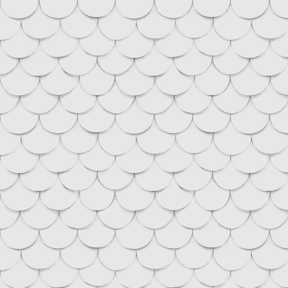 Arches Wallpaper - White - by Engblad & Co