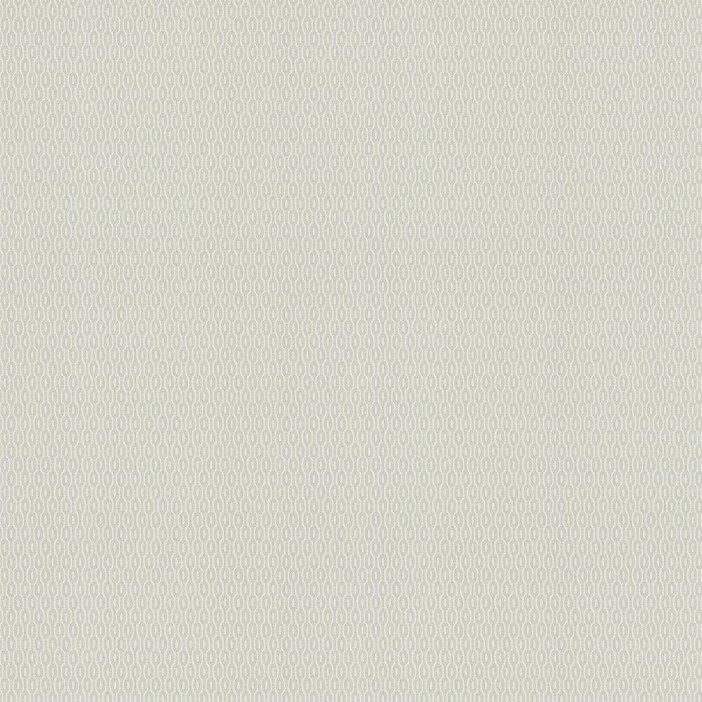 Hemp Wallpaper - Mole - by Sanderson