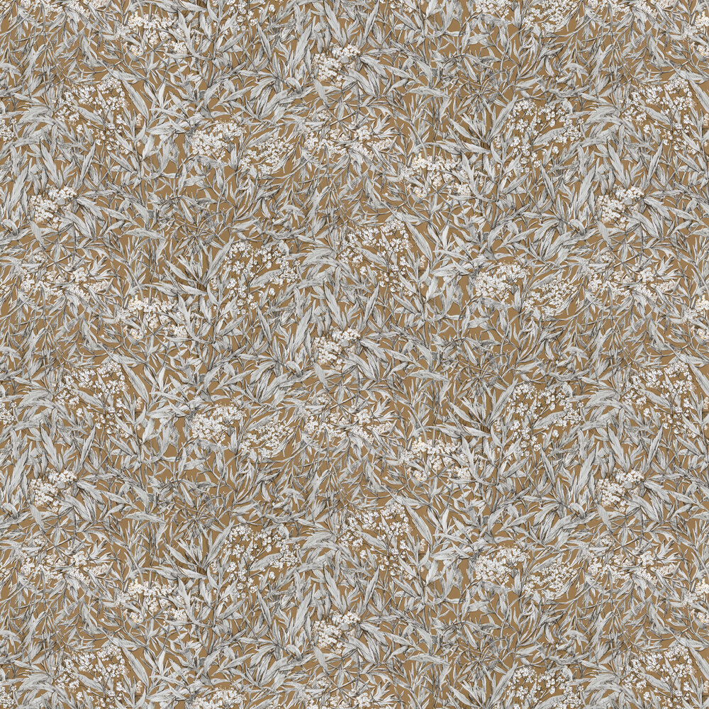 Sandberg Malin Bronze Wallpaper - Product code: 225-92