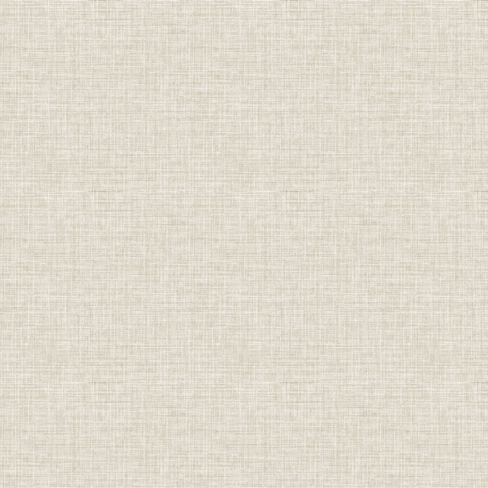 Crosshatch Texture Wallpaper - Taupe - by Albany