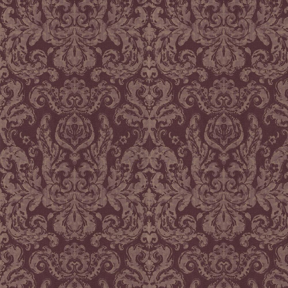 Brocatello Wallpaper - Oxen - by Zoffany