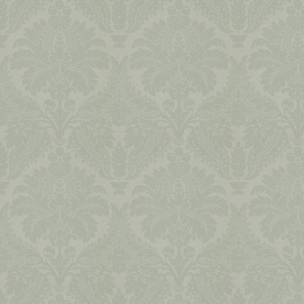 Malmaison Wallpaper - Stone - by Zoffany