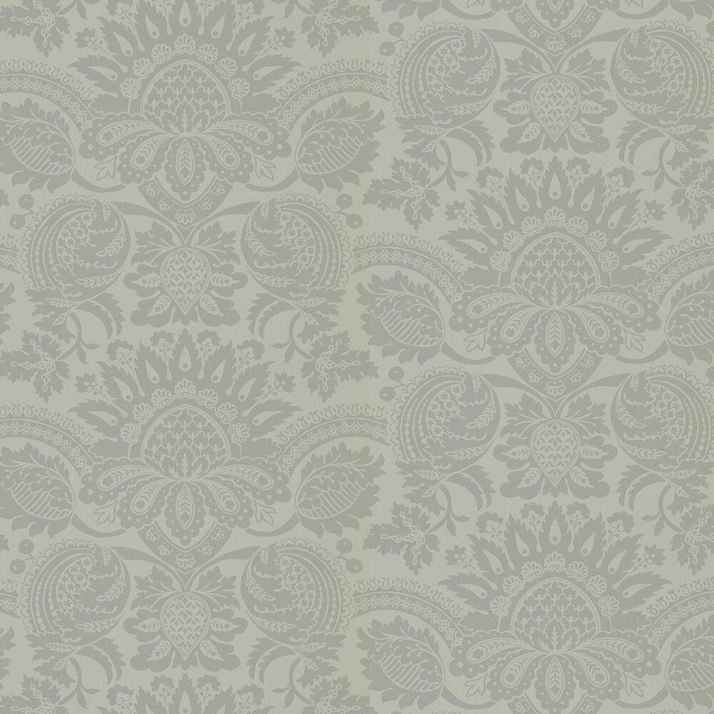 Pomegranate Wallpaper - Smoke - by Zoffany