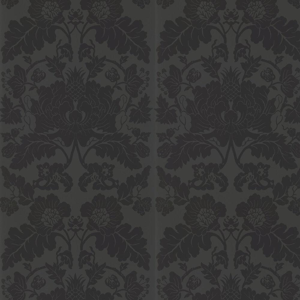 Villandry Wallpaper - Vine Black - by Zoffany
