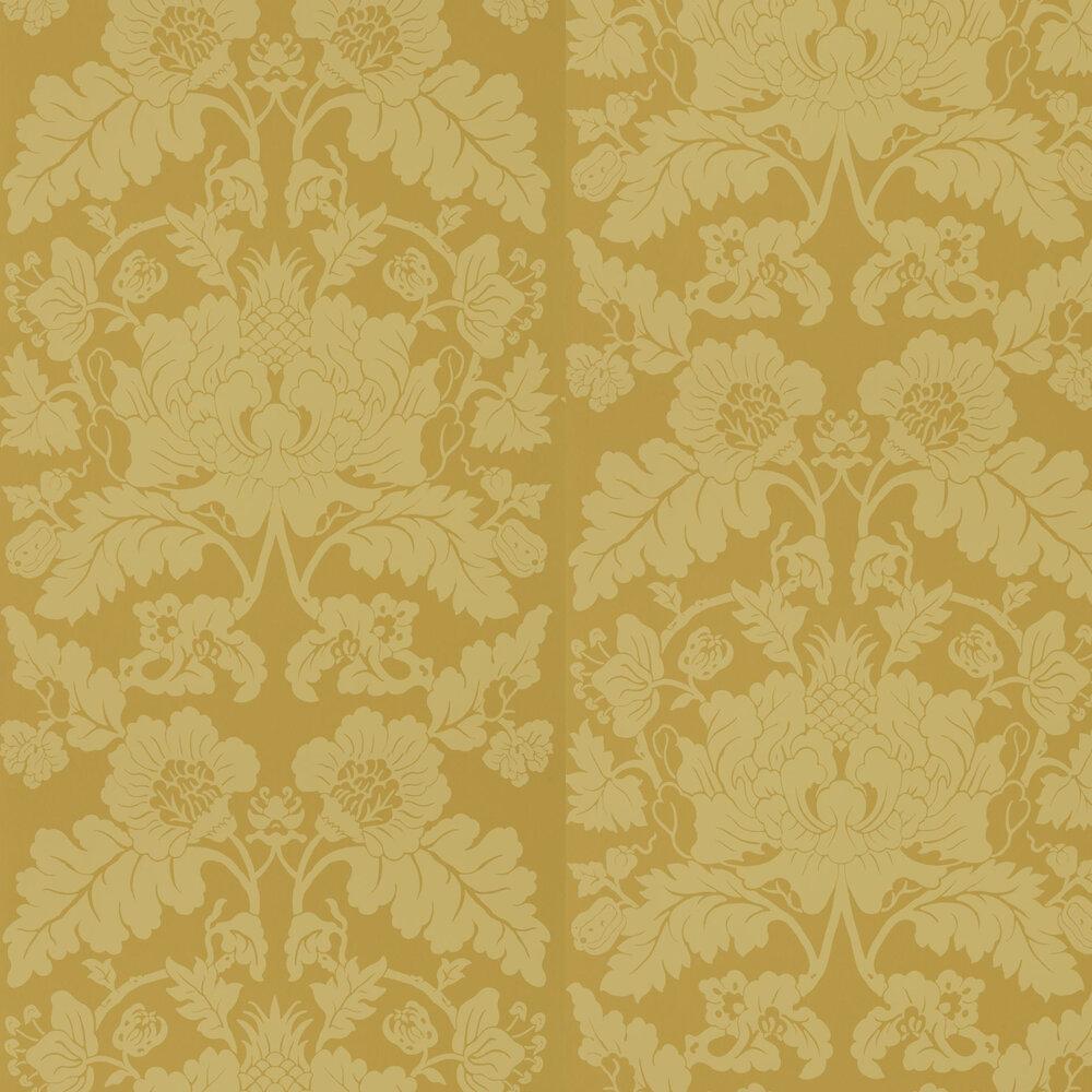 Villandry Wallpaper - Tiger's Eye - by Zoffany