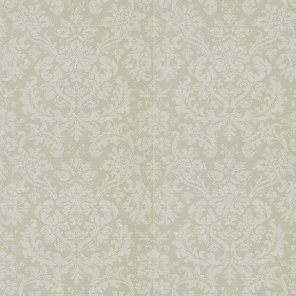 Tours Wallpaper - Smoked Pearl - by Zoffany