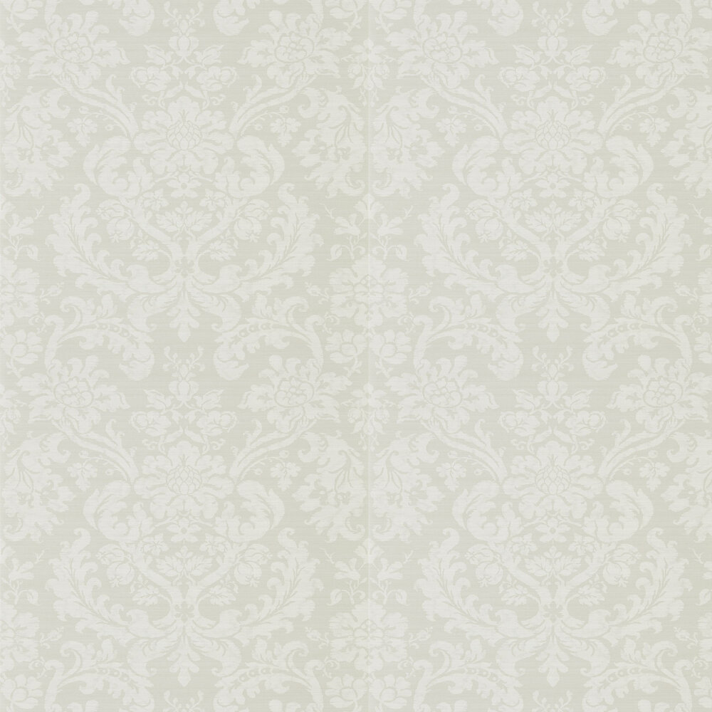 Tours Wallpaper - Silver - by Zoffany