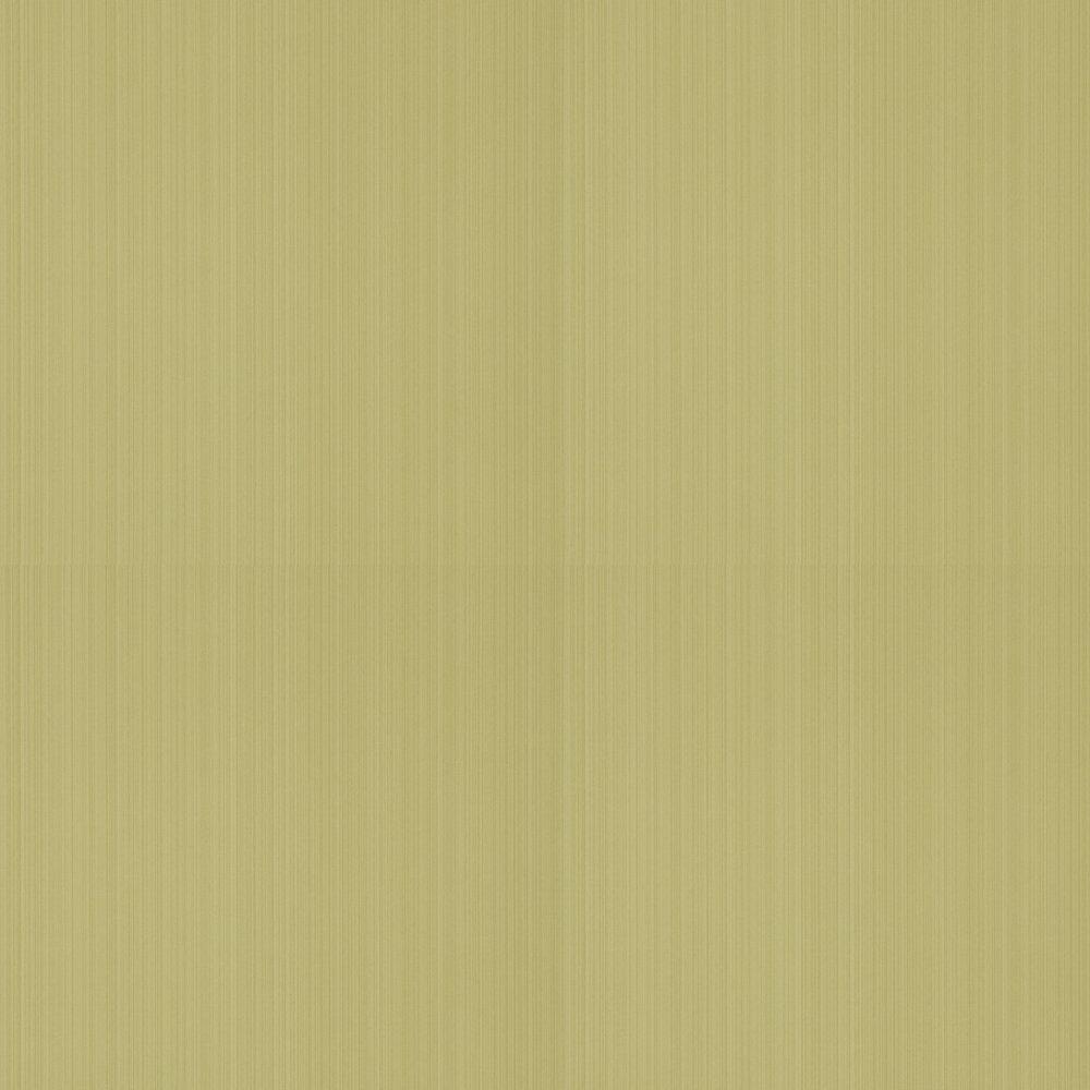 Strie Wallpaper - Hessian Green - by Zoffany