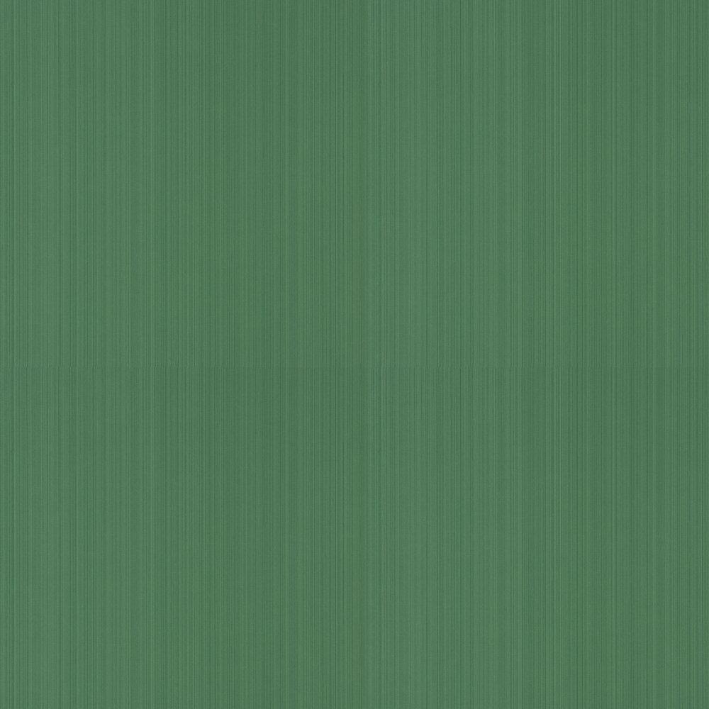 Strie Wallpaper - Malachite Green - by Zoffany