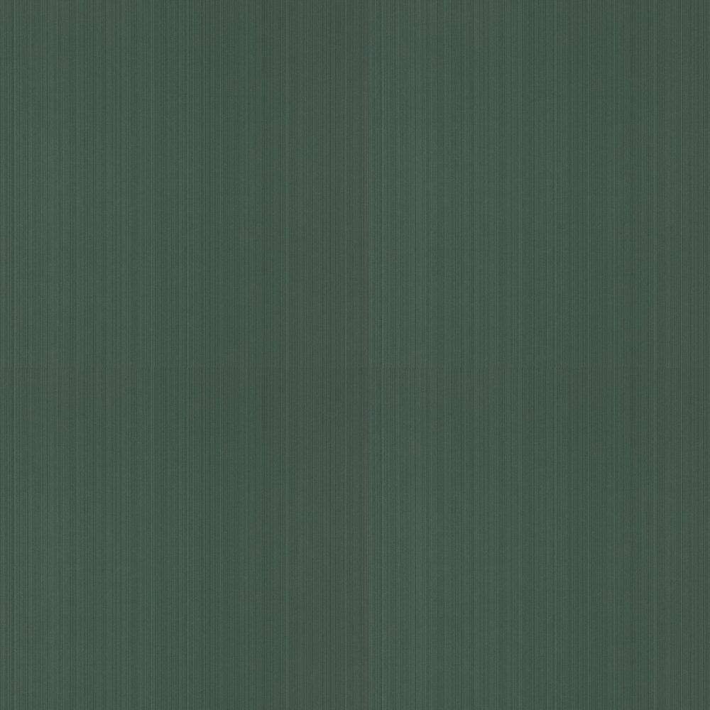Strie Wallpaper - Huntsman Green - by Zoffany