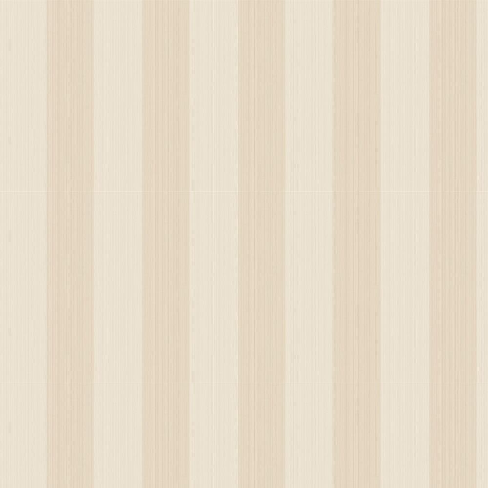 Jaspe Stripe Wallpaper - Parchment - by Cole & Son