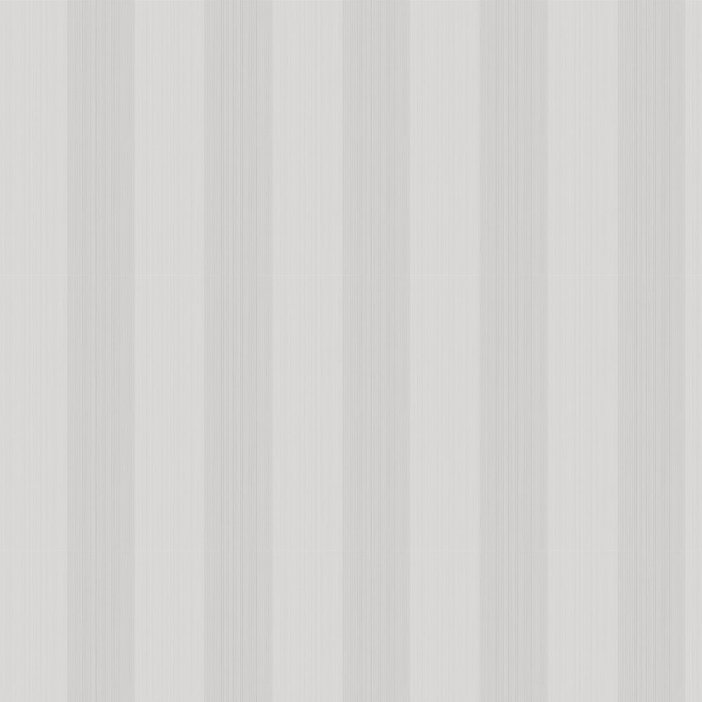 Jaspe Stripe Wallpaper - Soft Grey - by Cole & Son