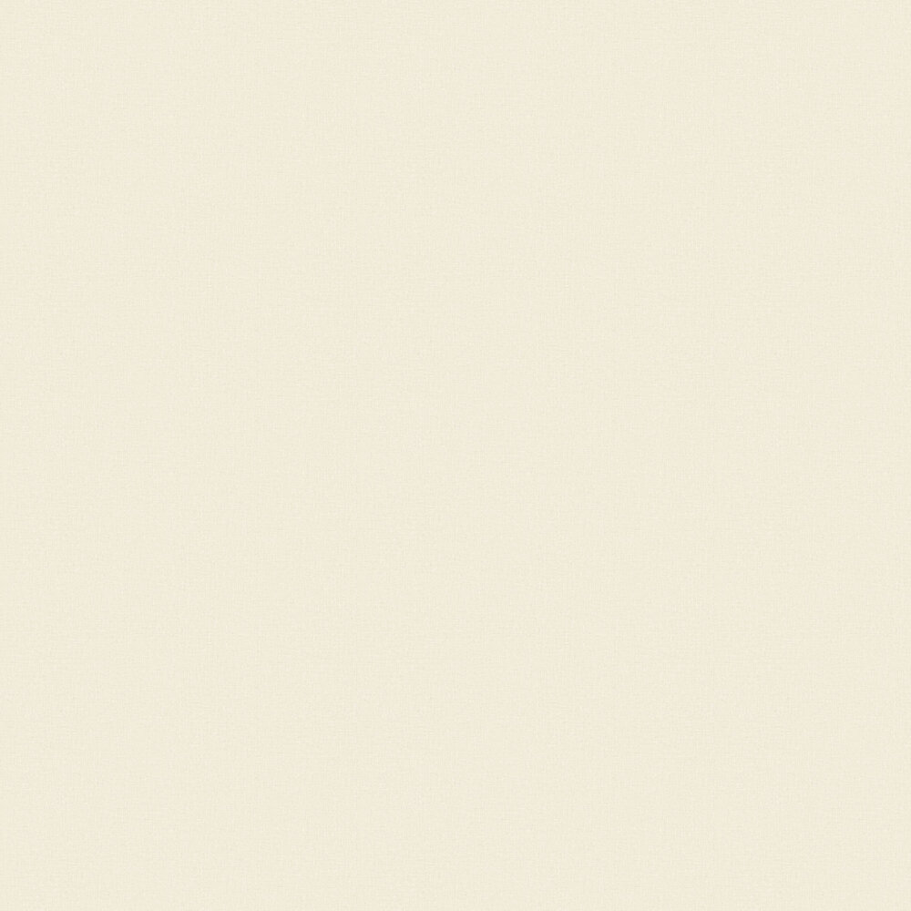 Linen Wallpaper - Dark Cream - by Albany