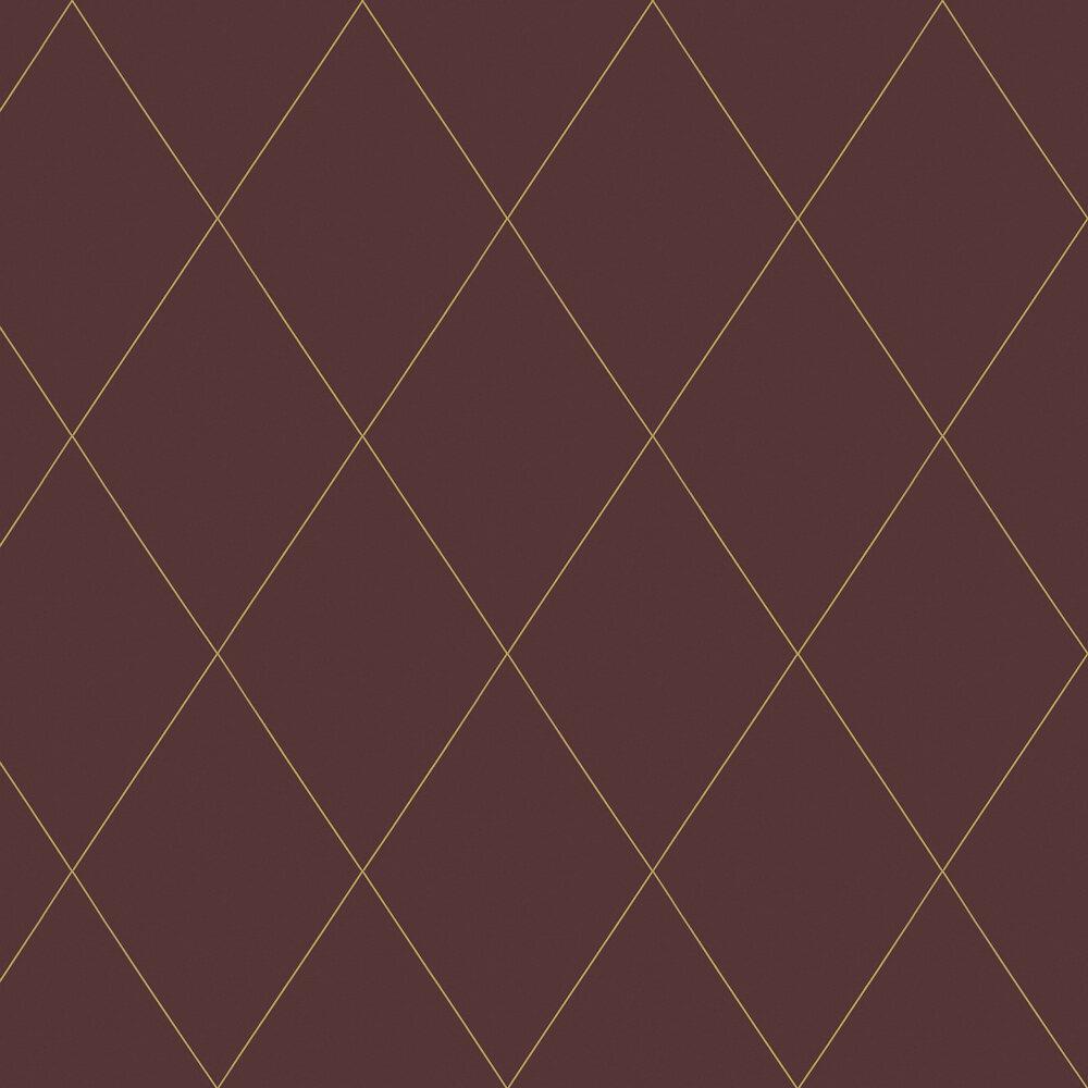 Sandberg Robin Plum Wallpaper - Product code: 436-84